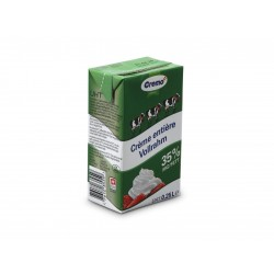 Crème 35% 1/4 lt cremo