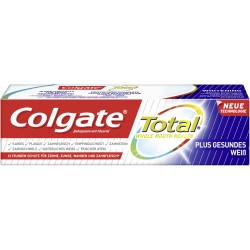 Colgate total whitening 75 ml