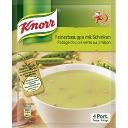 Knorr pois au jambon 4 p. 84 g