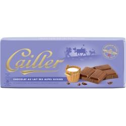 Cailler lait 100 g