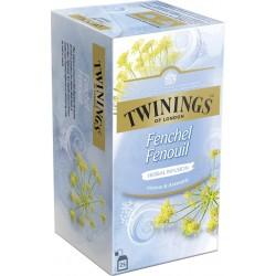 Twinings au fenouil 25pc