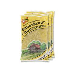 choucroute cuite emb.500g