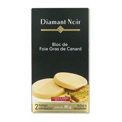 foie gras diamant noir 80gr