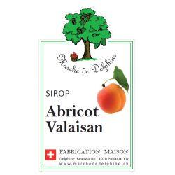 Sirop d'abricot 5dl