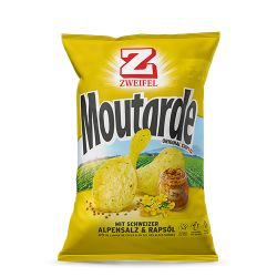 chips moutarde 170gr