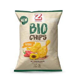 Zweifel bio chips paprika 110gr