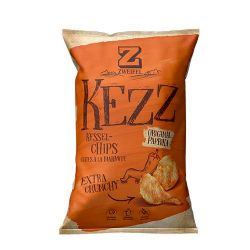 Zweifel chips extra crunchy paprika 110gr