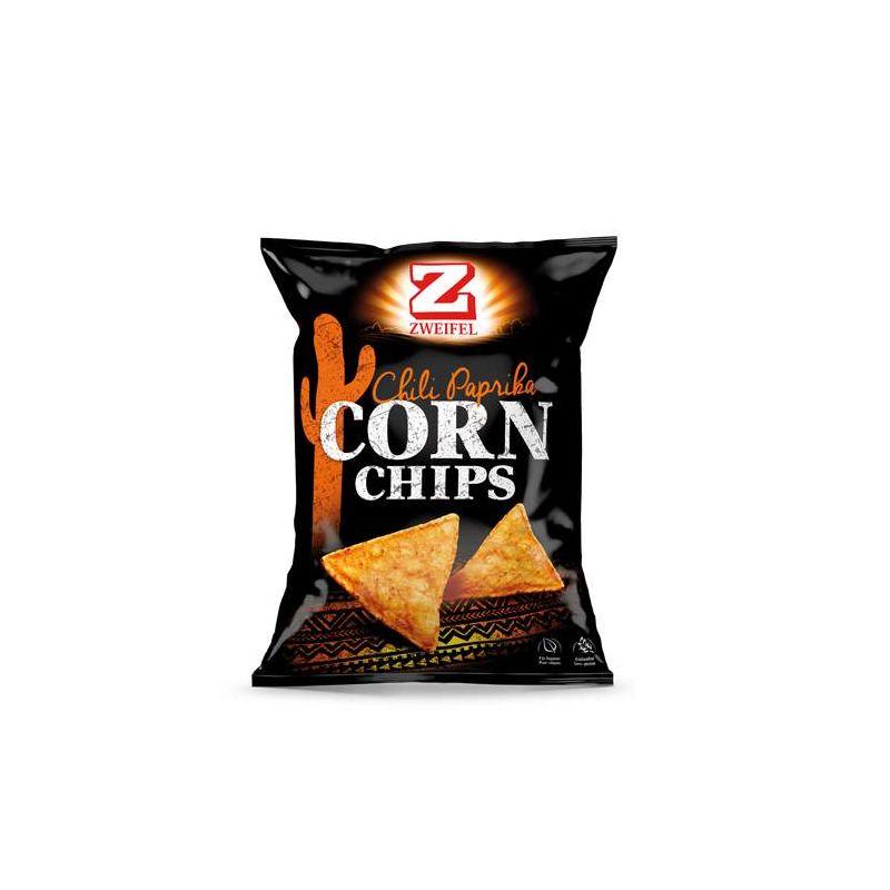Zweifel corn chips chili 180gr