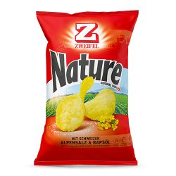 Zweifel original chips nature 100gr