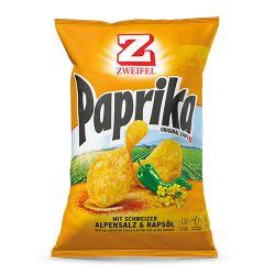 Zweifel original chips paprika 280gr