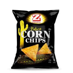 zweifel corn chips nature 180gr